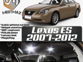 Lexus ES (XV40) Sisätilan LED -muutossarja ; x12, Lisävarusteet ja autotarvikkeet, Auton varaosat ja tarvikkeet, Tuusula, Tori.fi