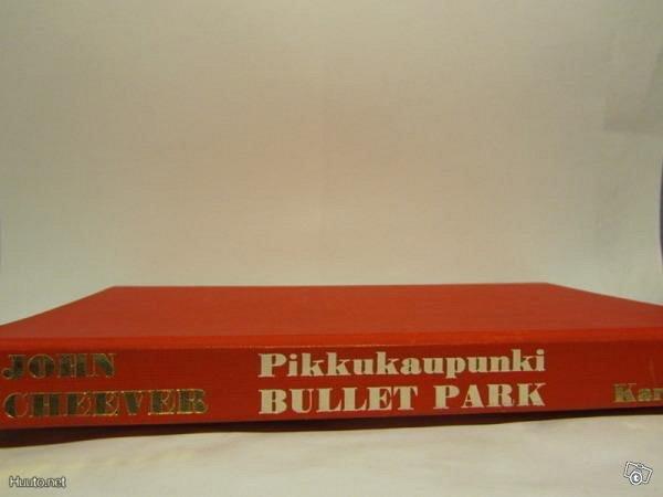 John Cheever : Pikkukaupunki Bullet Park
