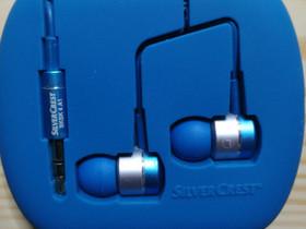 SilverCrest SKSK 4 A1 nappikuulokkeet, Muu viihde-elektroniikka, Viihde-elektroniikka, Kangasala, Tori.fi