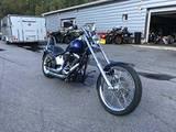 Harley-Davidson Softail Chopperi, Moottoripyörät, Moto, Oulu, Tori.fi