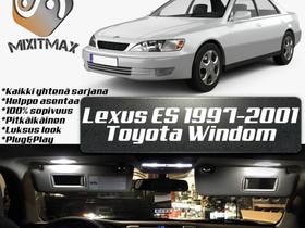 Lexus ES300 (XV20) Sisätilan LED -sarja ; 12 osaa, Lisävarusteet ja autotarvikkeet, Auton varaosat ja tarvikkeet, Tuusula, Tori.fi