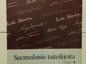 Suomalaisia taiteilijoita, Muut kirjat ja lehdet, Kirjat ja lehdet, Jyväskylä, Tori.fi