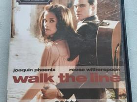 "Dvd-levy ""Walk the line"", Elokuvat, Kauhajoki, Tori.fi"