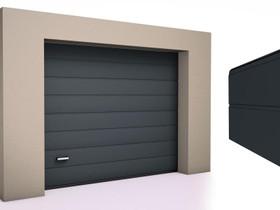 Autotallin nosto-ovi Classic tarjoushintaan, Ikkunat, ovet ja lattiat, Rakennustarvikkeet ja työkalut, Hämeenlinna, Tori.fi