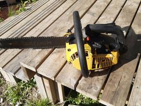 McCulloch 310, Työkalut, tikkaat ja laitteet, Rakennustarvikkeet ja työkalut, Kurikka, Tori.fi