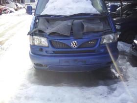 Volkswagen Transporter Kombi pitkä 2,5TDI ACV, Autovaraosat, Auton varaosat ja tarvikkeet, Jämijärvi, Tori.fi