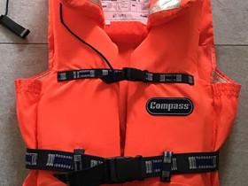 Lasten Compass pelastusliivi (30-40 kg), Veneen varusteet ja varaosat, Venetarvikkeet ja veneily, Kuopio, Tori.fi