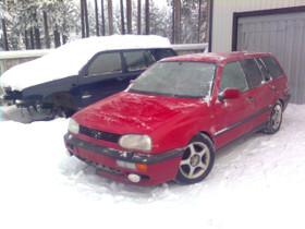 VW Golf variant mk3 osia 94-97, Autovaraosat, Auton varaosat ja tarvikkeet, Liperi, Tori.fi