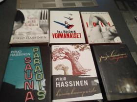 Pirjo Hassinen x 10, Kaunokirjallisuus, Kirjat ja lehdet, Salo, Tori.fi