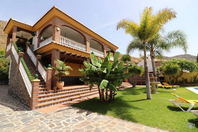 Villa Andrea, upea huvila Costa del Solilla