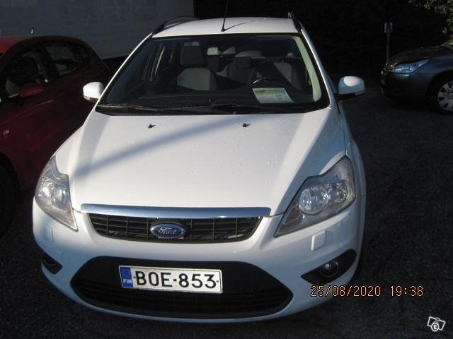 Ford Focus 1,8 TDCI vm 2010 vain 5900 VALK FARM