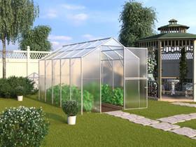 Kasvihuone Star 6,6 m², Muu piha ja puutarha, Piha ja puutarha, Lohja, Tori.fi