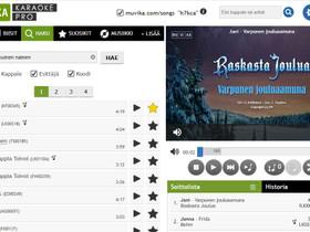 Muvika Pro Online Karaoke, Liikkeille ja yrityksille, Helsinki, Tori.fi