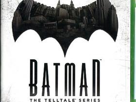 Batman The Telltale Series Xbox One Uusi/Muoveissa, Pelikonsolit ja pelaaminen, Viihde-elektroniikka, Tampere, Tori.fi
