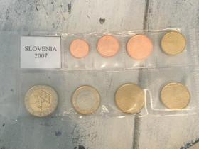 Slovenia eurokolikot, Rahat ja mitalit, Keräily, Jyväskylä, Tori.fi