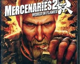 Mercenaries 2 World In Flames Uusi Pk 3e/Nouto, Pelikonsolit ja pelaaminen, Viihde-elektroniikka, Tampere, Tori.fi