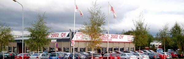 Autotalo 2002