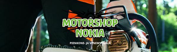 Motorshop Nokia Oy