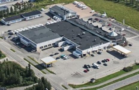Pörhö Rovaniemi Vaihtoautokeskus