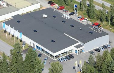 Pörhön Autoliike Pietarsaari