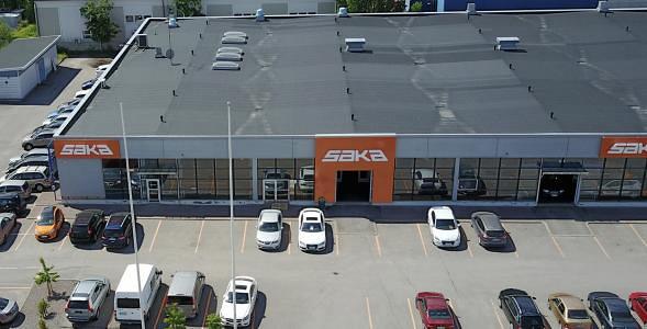 Suomen Autokauppa Oy Helsinki - Konala
