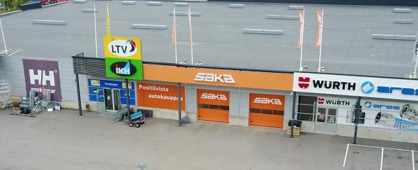 Suomen Autokauppa Oy - Lahti