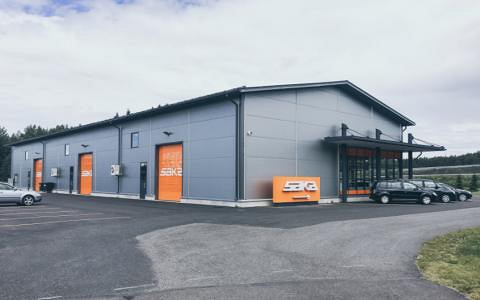 Suomen Autokauppa Oy - Nummela