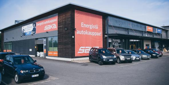 Suomen Autokauppa Oy - Oulu