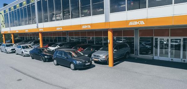 Suomen Autokauppa Oy - Raisio