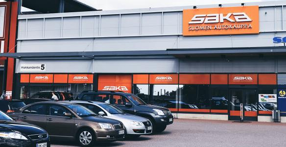 Suomen Autokauppa Oy - Tuusula