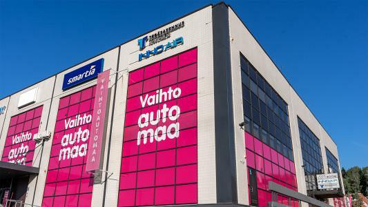 Vaihtoautomaa Vantaa