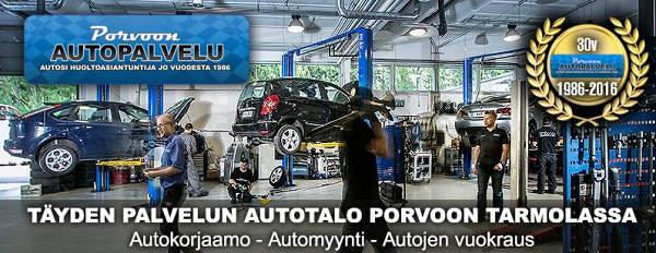 Porvoon Autopalvelu Oy