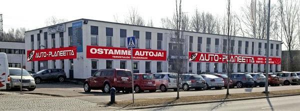 Auto-Planeetta Oy