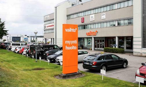 VaihtoPlus Vantaa