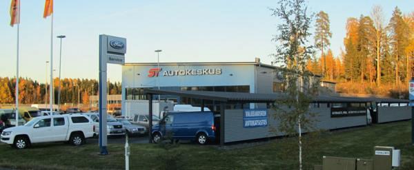 ST-Autokeskus Oy