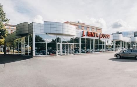 J.Rinta-Jouppi Tampere, Hatanpään valtatie