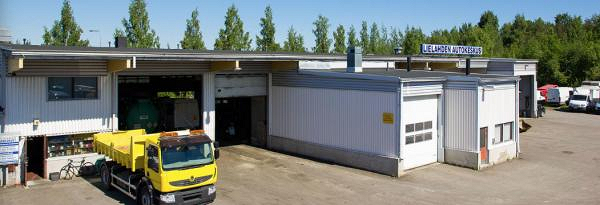 Lielahden Autokeskus Oy