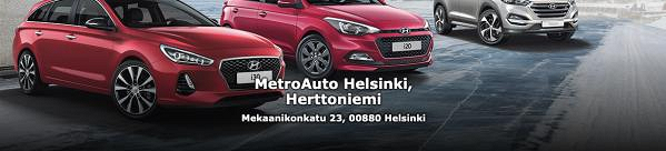 MetroAuto Herttoniemi