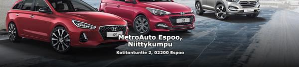 MetroAuto Espoo, Niittykumpu