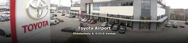 Toyota Airport