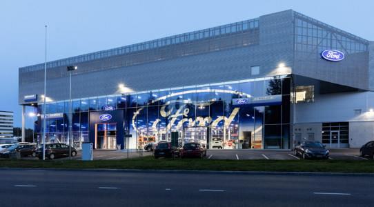 Ford Store Laakkonen Espoo