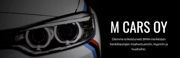 M Cars Oy