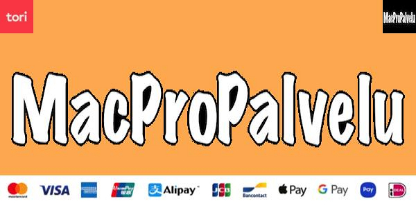 MacProPalvelu