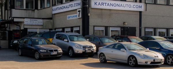 Kartanon Auto Oy