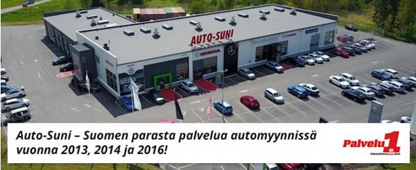Auto-Suni - Kouvola