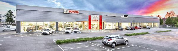 Toyota Autotalot Oy, Tammer-Auto