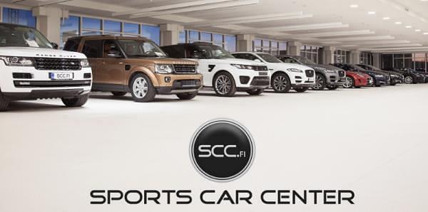 Sports Car Center Partneriverkosto