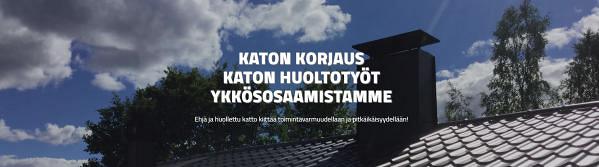 Kattokorjaus Pro