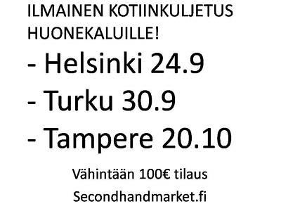 Secondhandmarket.fi