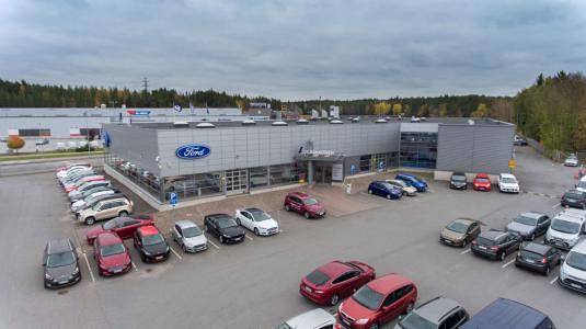 Ford Store Laakkonen Turku